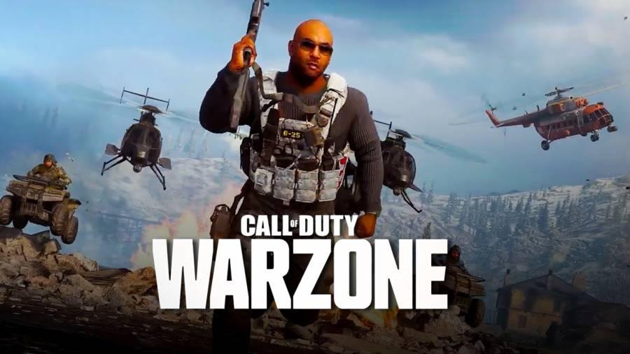 Call DUTY COD Warzone