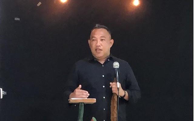 "Pidato Kebudayaan Pra-Launching ""The Djausal  Center"" Tubaba"