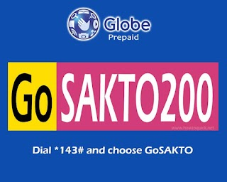 GoSAKTO200 – 3GB of Data, 2GB GoWatch, Unli Calls and Texts up to 7 Days