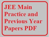 Practice papers for JEE Main PDF