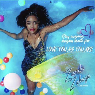 Zanda Zakuza – Love As You Are (Feat. Mr Brown) [Deep House]  (2o19)
