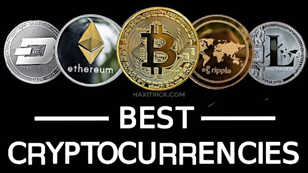 Top 5 Best Cryptocurrencies