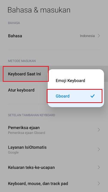 Cara Agar Keyboard HP Anda Bisa Translate atau Terjemah Otomatis ke Bahasa Lain