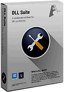 DLL Suite helps repair windows PC problems by fixing error in DLL files.