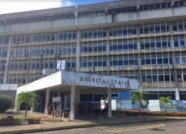 Enfermeras atienden emergencia pediátrica del hospital Uyapar por falta de médicos