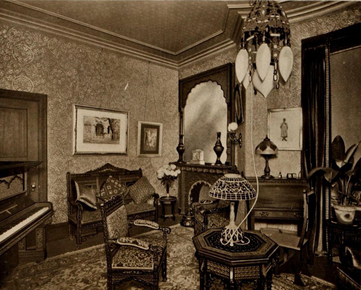 Inside New York S Original Waldorf Astoria Hotel In 1903
