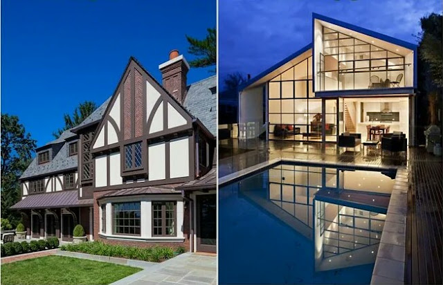 most popular architectural styles