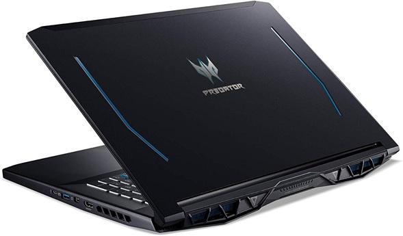 Acer Predator Helios 300 PH317-53-75B4: portátil gaming de 17'' con procesador Core i7 (9ª generación) y gráfica GeForce GTX 1060 de 6 GB