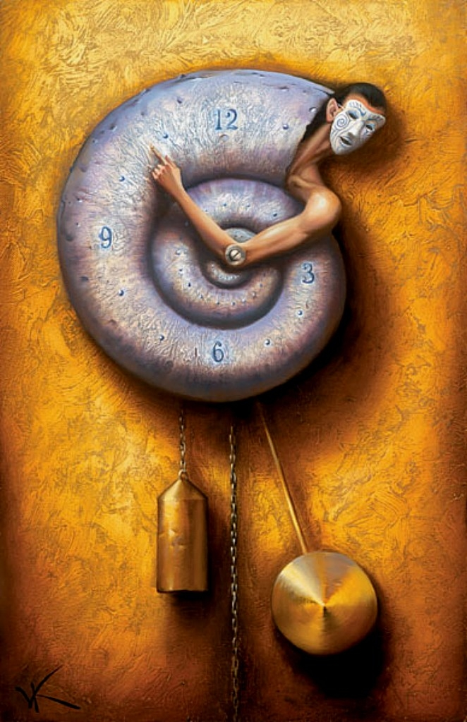 03-Spiral-of-Time-Vladimir-Kush-Surrealism-Allows-Travel-Through-Paintings-www-designstack-co