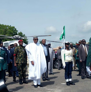 PMB Visits Ogun State