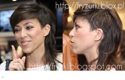 Wwwwlosyes Katalog Modnych Fryzur Długie Włosy Z Wygolonym