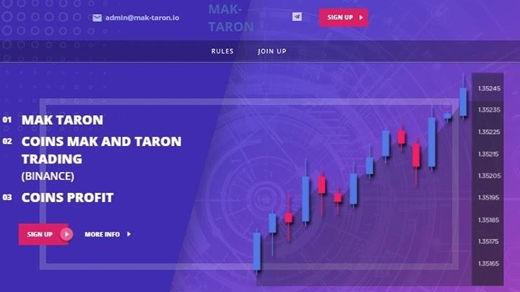 Новости от Mak-Taron