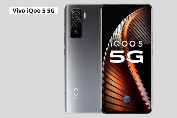 Vivo iQoo 5 5G