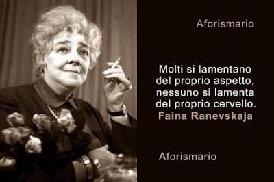 Faina Ranevszkaja idézete a férgekről