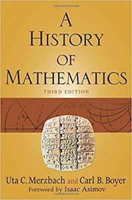 A History of Mathematics by Carl B. Boyer, Uta C. Merzbach