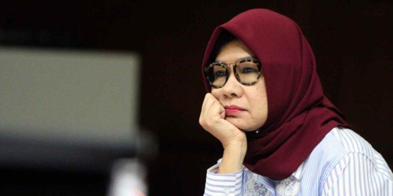 """Vonis Bebas"" Eks Dirut Pertamina Karen Agustiawan: Nama Baik Saya Rusak"