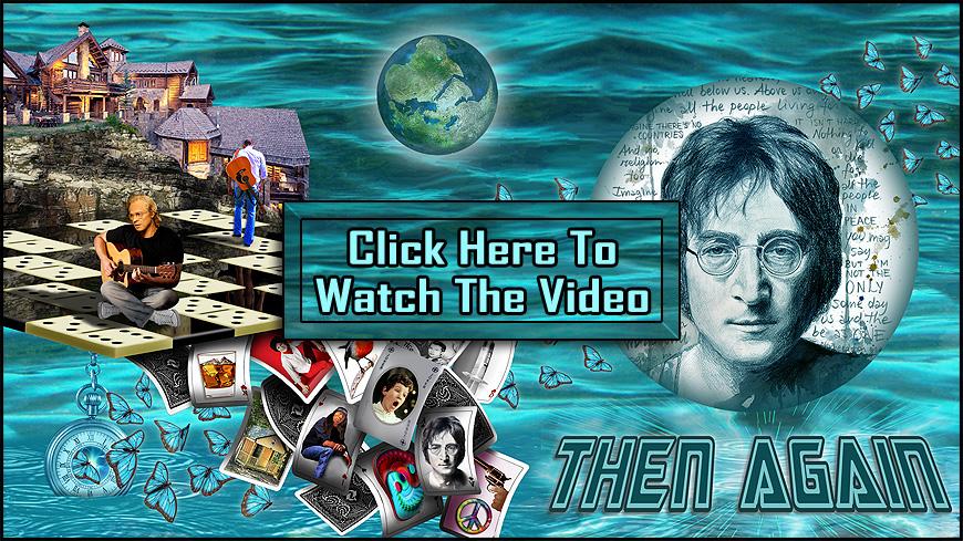 Then Again The Novel Video