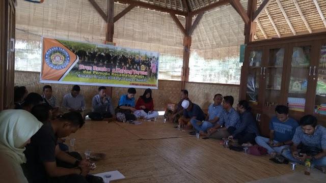 KTK & Pemuda Se-Kecamatan Pujut Nyatakan Sikap Terkait Pembangunan RSI
