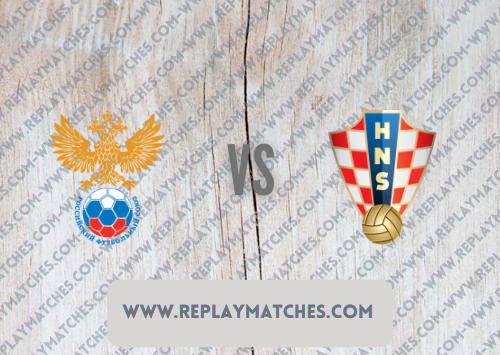 Russia vs Croatia -Highlights 01 September 2021