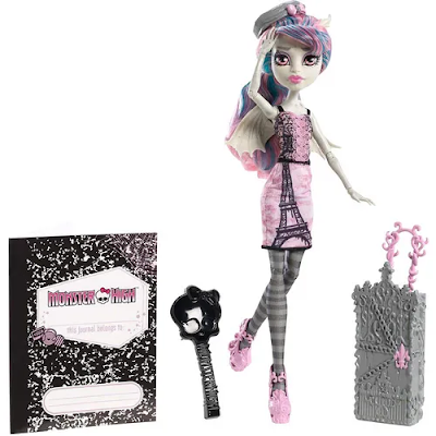 Boneca Monster High Rochelle Goyle original