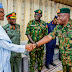 Finally, Buhari appoints new Service Chiefs