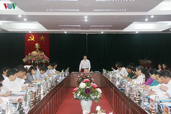Bộ Chính trị ra quyền quyết định mọi việc, chuẩn y tân Bí thư Tỉnh ủy Sơn La