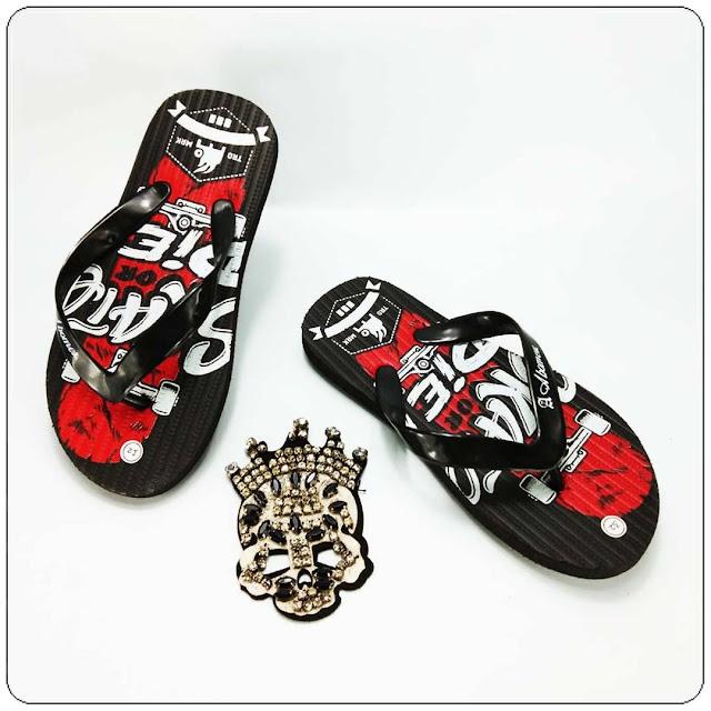 Grosir Sandal Anak Cowo Murah- AMX CMR Spon TG- Grosir Sandal Jepit Murah