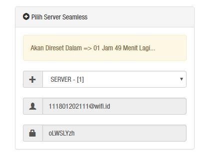 Cara Mendapatkan Username Dan Password Wifi ID Kampus Secara Gratis