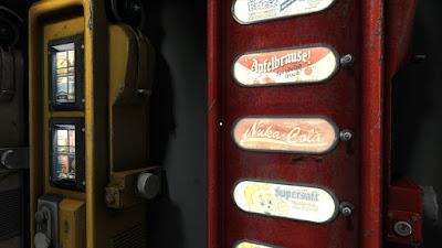 Nuka Cola @ Wolfenstein: The Old Blood