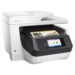 HP Officejet 8725 Printer Driver Download