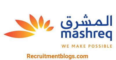 Customer Service Officer - Center of Excellence – Egypt At Mashreq Bank