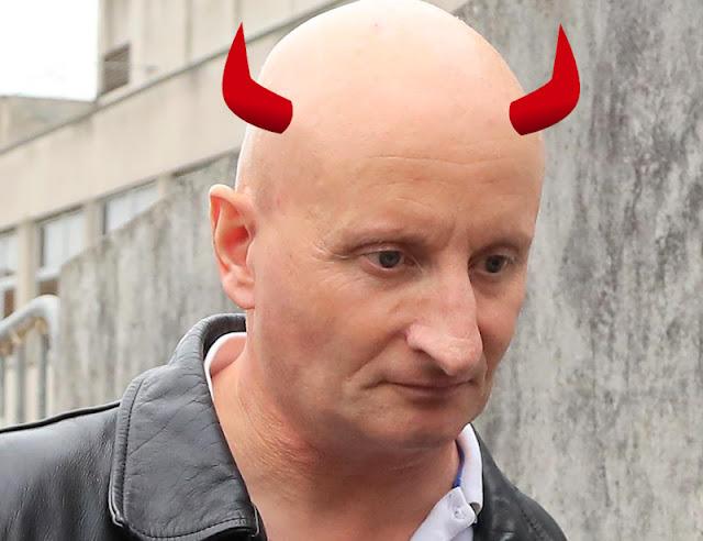 Steve Bouquet, the devil incarnate