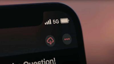لماذا تستخدم هواتف آيفون 12 اتصال 5G عند الضرورة فقط