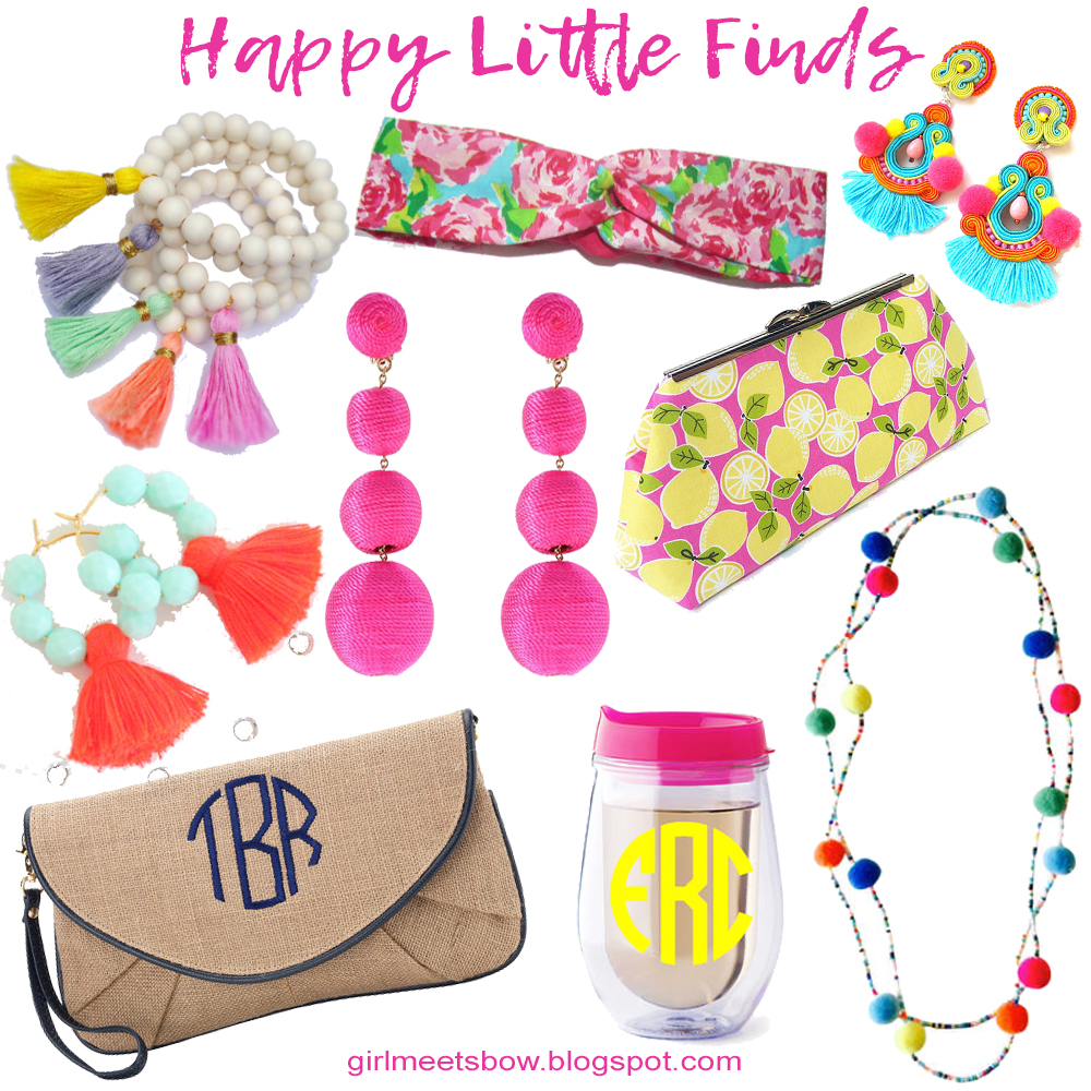 Happy Little Finds to Brighten Your Day!