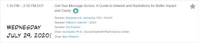 "Plant Biology ""Get Your Message Across"" workshop"