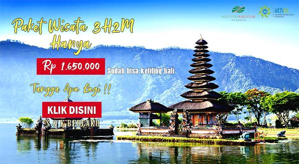 Paket Wisata Bali Mulai Dari 1,6 JT