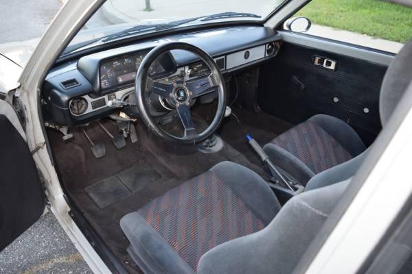 Custom 1981 Toyota Starlet KP61   Auto Restorationice