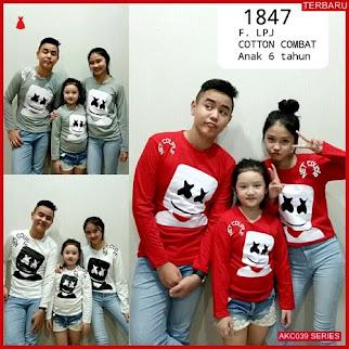AKC039F265 Family Couple Baju Anak 039F265 Kaos Couple BMGShop