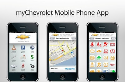 myChevrolet App Free Download
