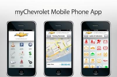 myChevrolet App Free Download