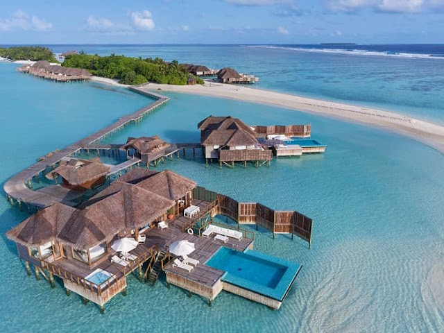 Maldives Resorts You Can Book For Free With Points