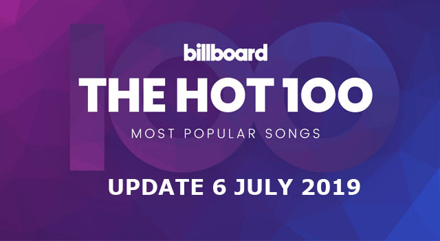 Billboard Hot 100 Singles Chart 6 July 2019