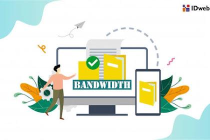 Bandwidth Pada Hosting Adalah