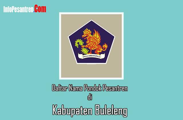Pondok Pesantren di Kabupaten Buleleng