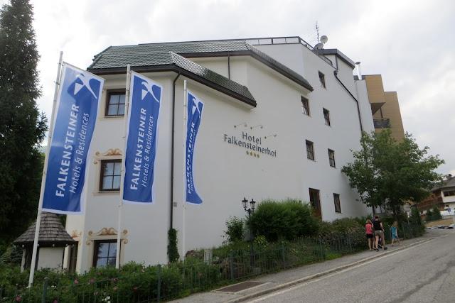 hotel falkensteinerhof valles alto adige