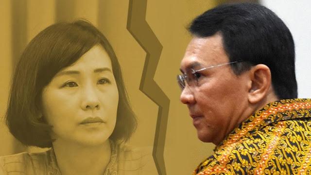 8 Alasan Ahok Gugat Cerai Veronica Tan: Rumor, Perselingkuhan, Agama dan Politik