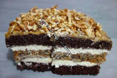 "Ciasto ""Marysieńka"