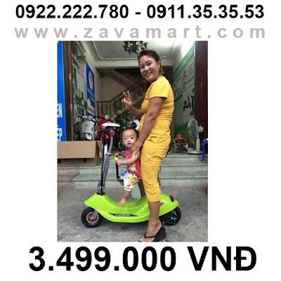 Xe điện mini E-Scooter gấp gọn là gì?