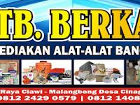 Download Contoh Spanduk Toko Bangunan Format CDR