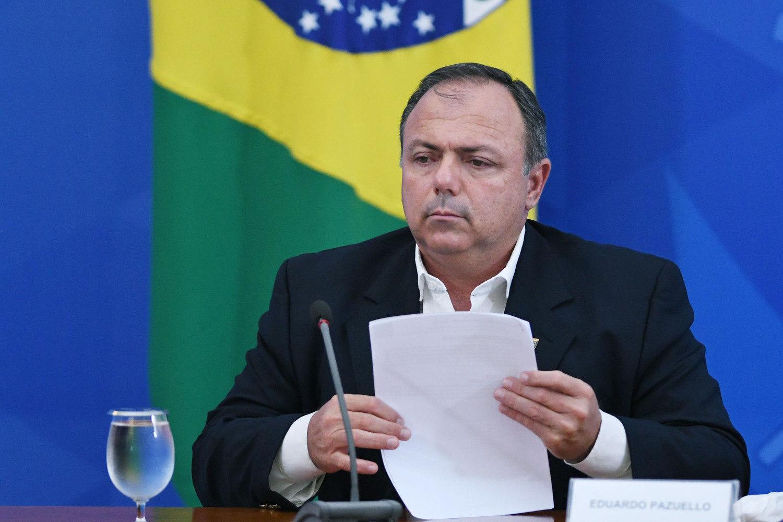 Marqueteiro paraense é o autor do discurso irritado do ministro da Saúde, Pazuello